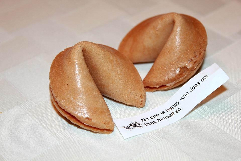 フォーチュン クッキー と は